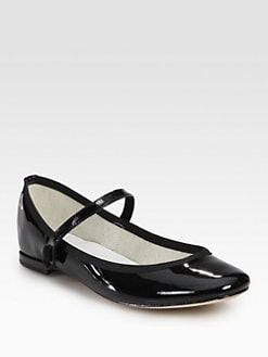Repetto - Lio Patent Leather Mary Jane Ballet Flats