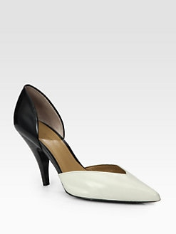 3.1 Phillip Lim - Ava Leather Pumps