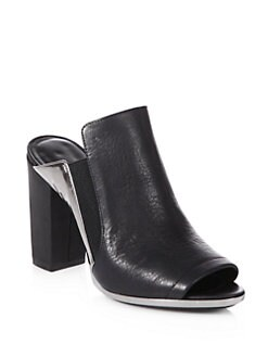 3.1 Phillip Lim - Vincent Leather Mules