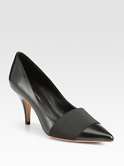 3.1 Phillip Lim - Dove Leather Pumps