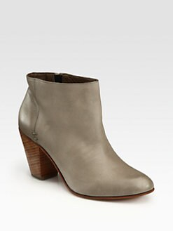 Rachel Comey - Dazze Leather Ankle Boots