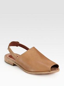 Rachel Comey - Persea Leather Slingback Sandals