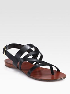 Chie Mihara - Persa Leather Sandals