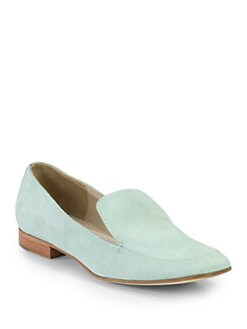 Elizabeth and James - Cassi Suede Loafers