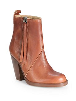 Acne Studios - Colt Leather Ankle Boots