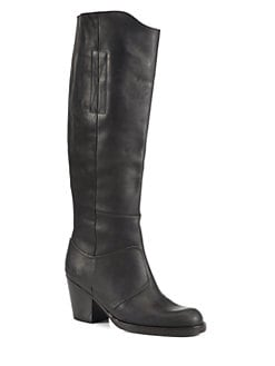 Acne Studios - Pistol Leather Knee-High Boots