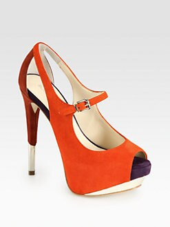 Boutique 9 - Nickeya Mary Jane Platform Pumps