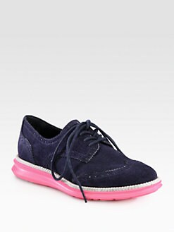Boutique 9 - Rocko Suede Oxfords