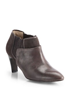 10 Crosby Derek Lam - McPhee Leather & Suede Ankle Boots