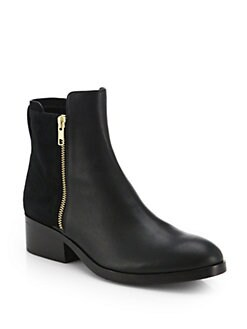 3.1 Phillip Lim - Alexa Leather Mid-Calf Boots