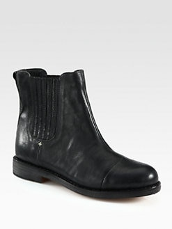 Rag & Bone - Somerset Leather Ankle Boots