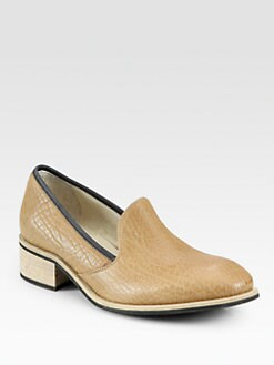 Acne - Jem Leather Loafers