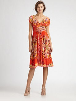 Fuzzi - Floral Dress