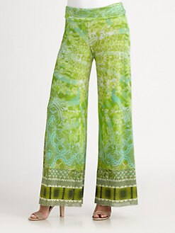 Fuzzi - Wide-Leg Pants