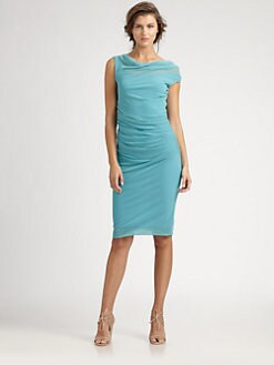 Fuzzi - Draped Dress