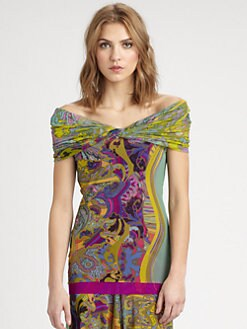Fuzzi - Convertible Print Top
