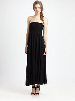 Fuzzi - Strapless Dress/Skirt