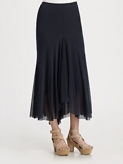 Fuzzi - Tulle Long Skirt