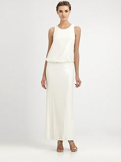 Laundry by Shelli Segal - Racerback Gown