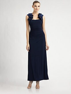 Laundry by Shelli Segal - Jersey Gown
