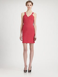 Laundry by Shelli Segal - Banded Dress