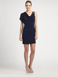 Laundry by Shelli Segal - Draped Dress