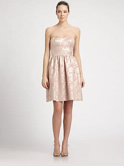 Laundry by Shelli Segal - Jacquard Dress