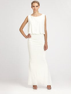 Laundry by Shelli Segal - Beaded Gown
