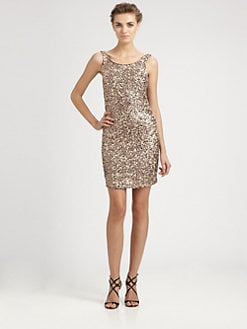 Laundry by Shelli Segal - Sequined Dress