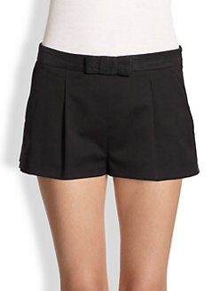 RED Valentino - Tuxedo Shorts
