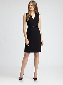 Kate Spade New York - Gwendolyn Belted Dress