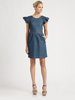 RED Valentino - Denim Dress