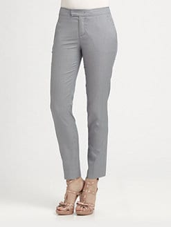 RED Valentino - Pied De Poule Ankle Pants