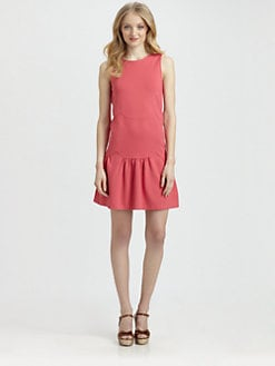 RED Valentino - Jersey Dress