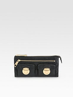 Marc Jacobs - Core Zip Clutch Wallet