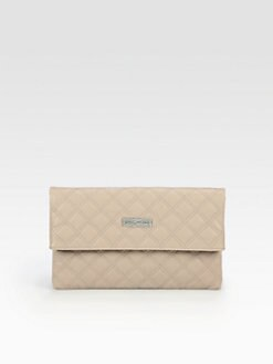 Marc Jacobs - Quilted Saffron Large Eugenie Clutch