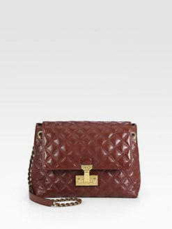 Marc Jacobs - Baroque XL Single Quilted Shoulder Bag