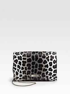 Marc Jacobs - All-In-One Leopard-Printed Shoulder Bag