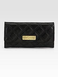 Marc Jacobs - Baroque Quilted Continental Wallet