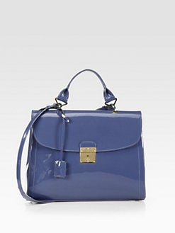 Marc Jacobs - The 1984 Patent Leather Satchel