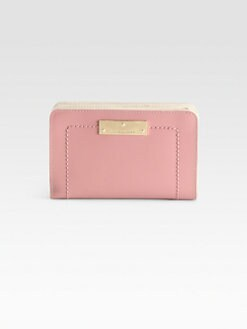 Marc Jacobs - The Compact Patent Leather Bi-Fold Wallet