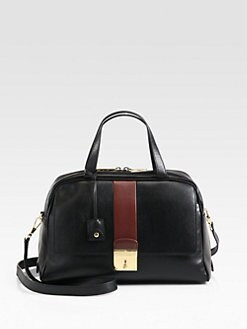Marc Jacobs - Frankie Two-Tone Duffle Bag