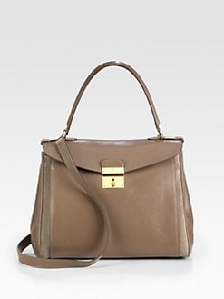 Marc Jacobs - Metropolitan Medium Patchwork Satchel