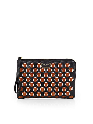 Perforated Flat Zip Pouch