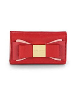 Marc Jacobs - Tri-Color Bow Key Holder