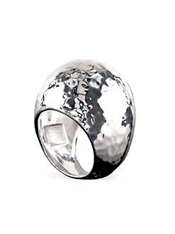 IPPOLITA - Sterling Silver Dome Ring