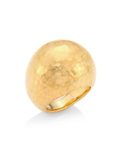 IPPOLITA - 18K Yellow Gold Dome Ring