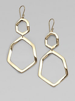 IPPOLITA - 18K Gold Earrings