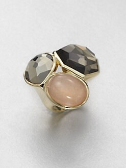 IPPOLITA - 18K Gold & Semi-Precious Multi-Stone Ring