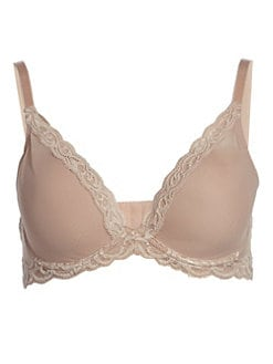 Natori - Feathers Lace Contour Bra